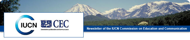 IUCN / CEC Newsletter September 2010 Issue 38